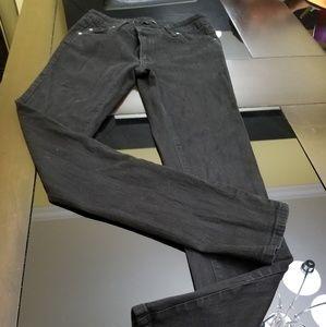 Jeans - FURST PREMIUM  Black Jean's